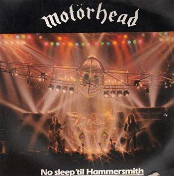 Discogs Motörhead - No Sleep 'til Hammersmith