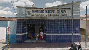 Vigilância Sanitária da cidade de Sapé PB,  continua fazendo a Higienização em várias áreas do município.