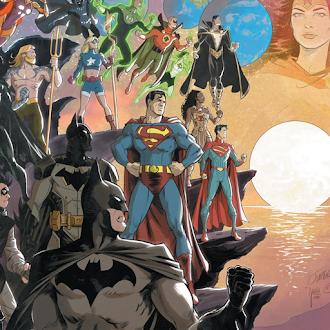 Infinite Frontier apresenta a próxima era do universo DC nos quadrinhos