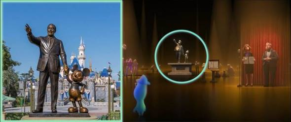 Walt Disney Juga Ada fi Film Soul Loh!