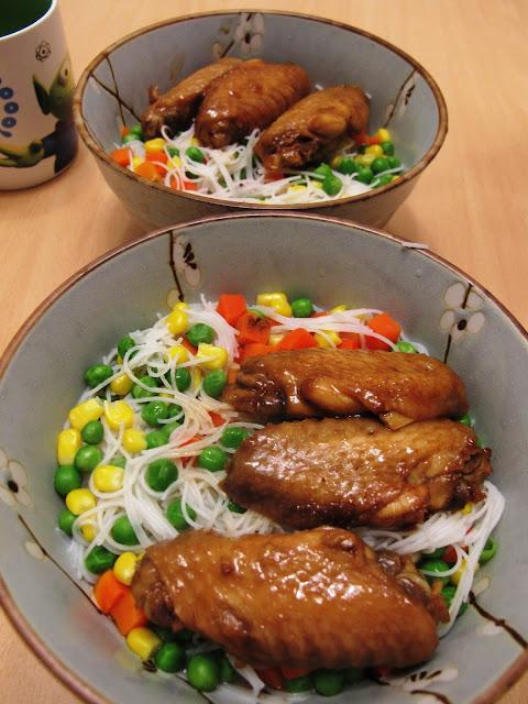 豉油雞翼食譜 chicken wings in soy sauce recipe