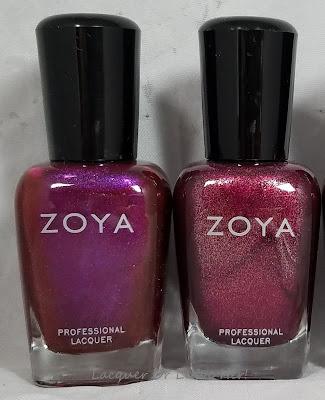 Zoya Mason vs. Zoya Britta