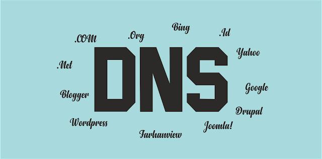 Daftar DNS Paling Cepat Dan Stabil Indonesia Dan International