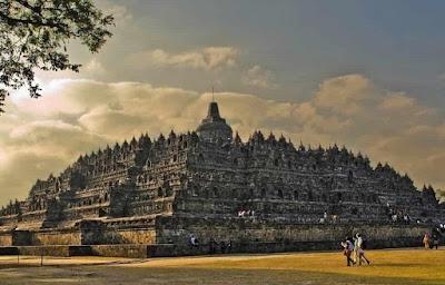 Borobudur, Kemegahan Mahakarya Terbesar dalam Sejarah Manusia
