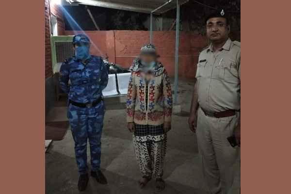 faridabad-ballabhgarh-bus-stand-police-chowki-find-missing-girl