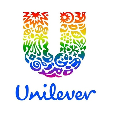 logo baru unilever mendukung lgbtq