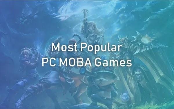 Popular PC MOBA Games