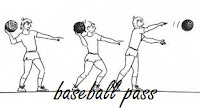 Baseball pass