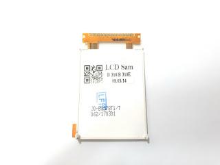 LCD Samsung Piton B310 Pyton B310E Guru Music 2 Original Sisa Stok