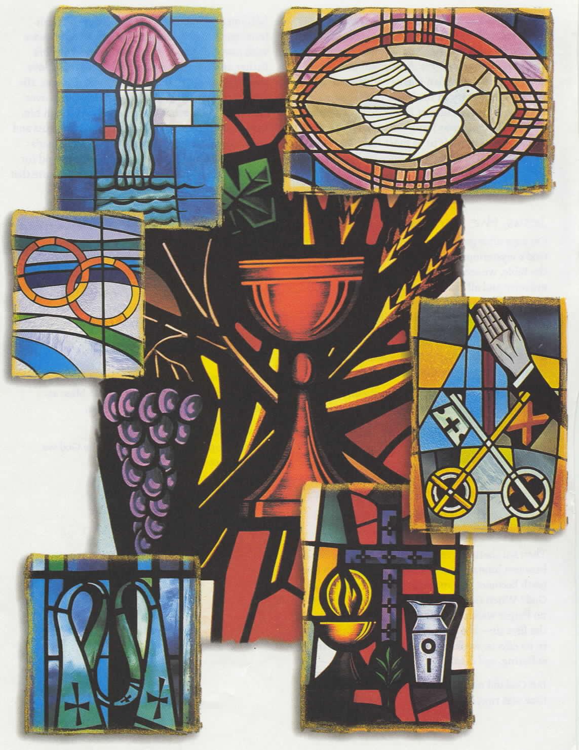 Room 5 World History The 7 Sacraments