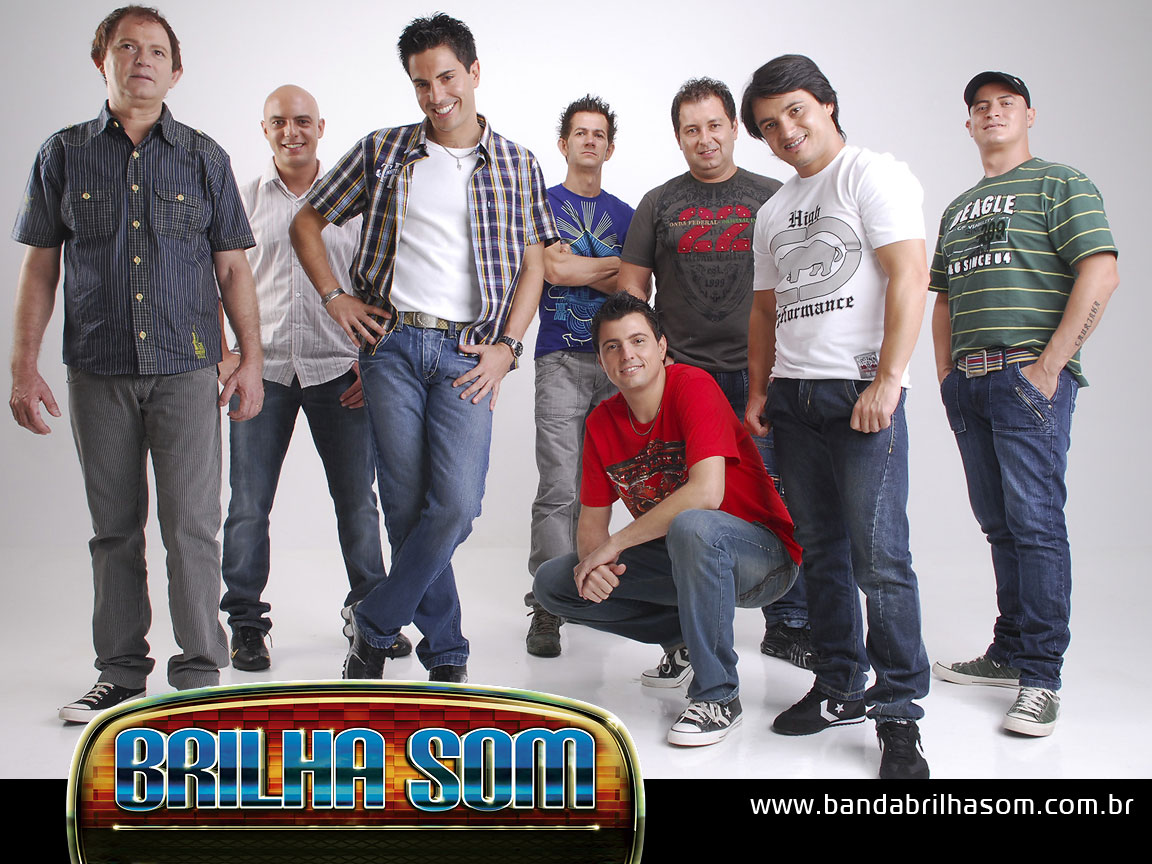 cd banda brilha som 2011
