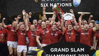 RUGBY - VI Naciones masculino 2019: Grand Slam para Gales que destrona al defensor del torneo, Irlanda