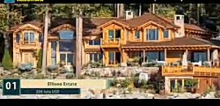 rumah termahal di dunia Ellison estate