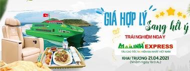 Giảm 10% giá vé tàu cao tốc Mai Linh Express tuyến Cần Thơ – Côn Đảo