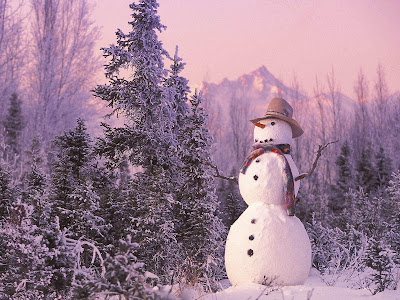 Free Cute Couple Wallpaper Wallpapers Snowman Desktop Wallpapers And Backgrounds