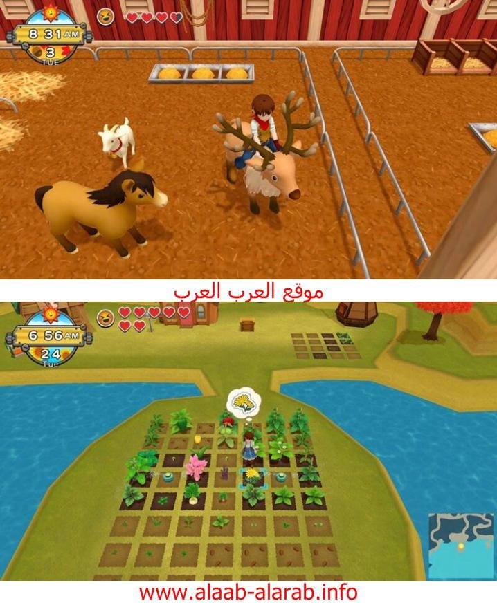 تحميل لعبة Harvest Moon One World للكمبيوتر مجانا، تحميل لعبة Harvest Moon ، تشغيل Harvest Moon ، تنزيل لعبة Harvest Moon للكمبيوتر، تنزيل لعبة Harvest Moon crack ، تنزيل لعبة الكمبيوتر Harvest Moon