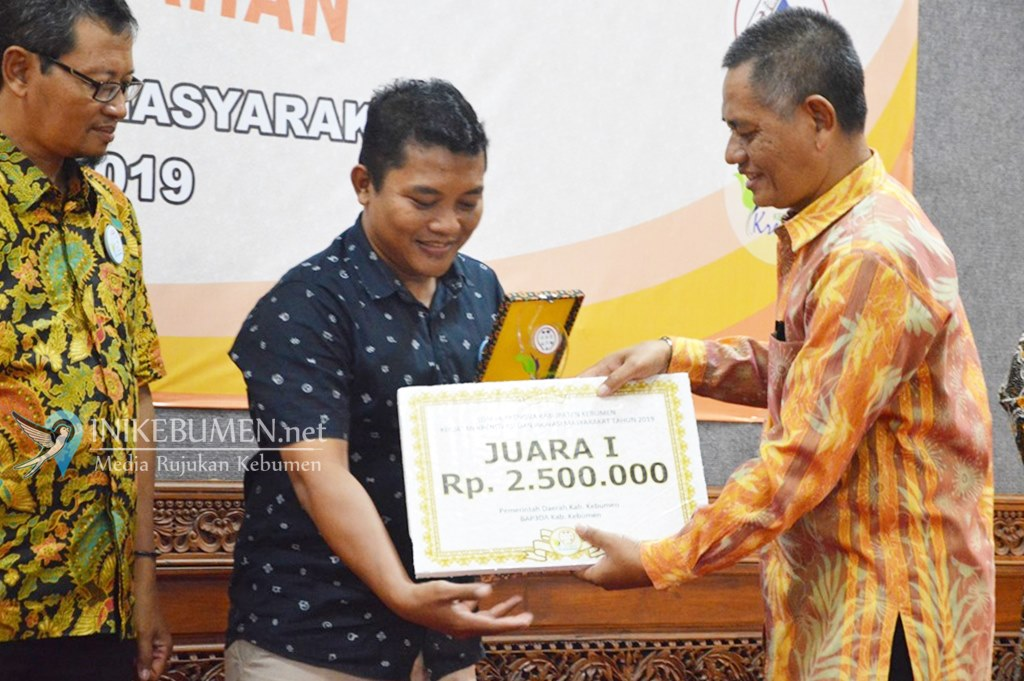Mantap! Traktor Siluman Karya Warga Adimulyo Raih Juara 1 Lomba Krenova