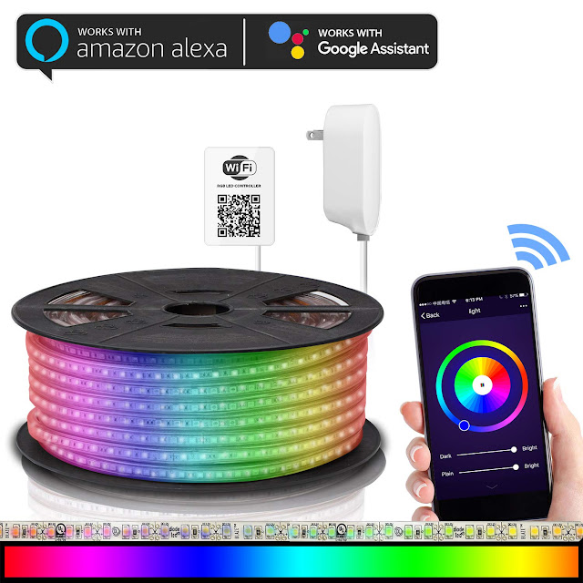 Maxonar LED Strip Lights