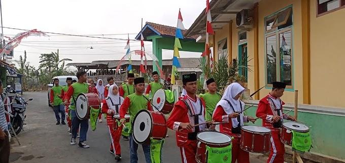 Ekskul Drumband SMK Sadpas Cirebon