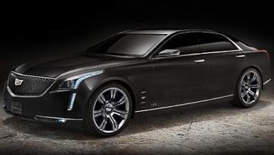 2018 Cadillac LTS Prix et date d'arrivée estimée