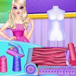 لعبة خياطة الملابس