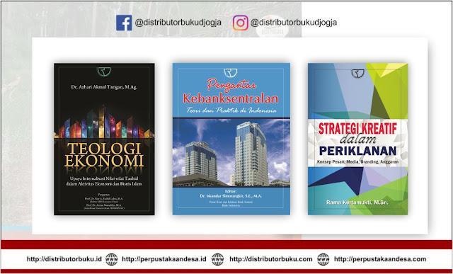 Daftar Buku Ekonomi Manajemen Penerbit Rajagrafindo Persada Bagian Dua
