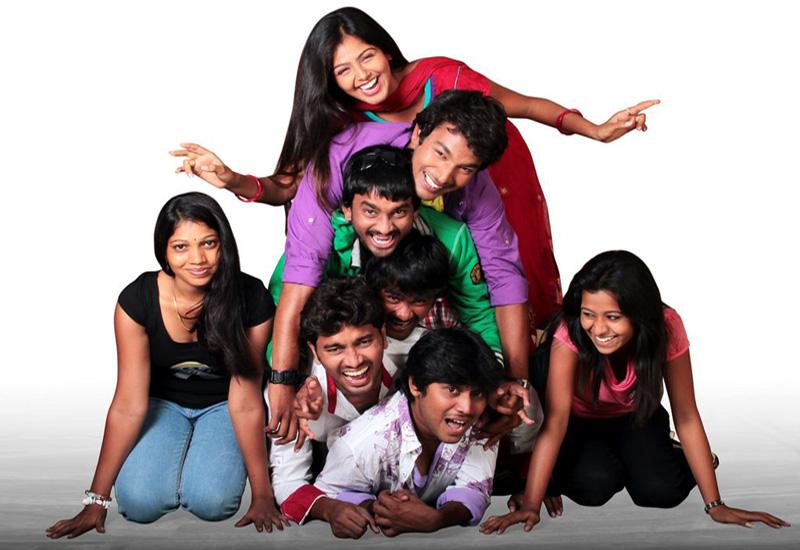 Oka College Love Story Telugu Movie Hot Stills