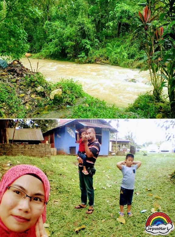 air sungai ulu yam