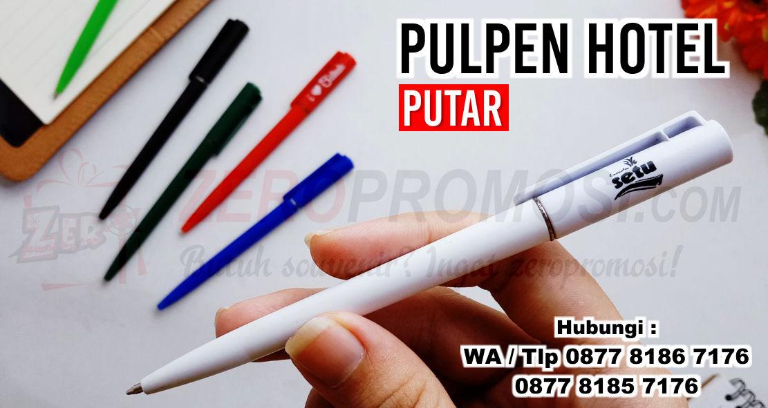 Pen Hotel 1 Ring, Pen, Bolpoin, Pulpen Hotel Baru, Pen hotel putar, pulpen hotel, hotel amenities, souvenir Pulpen, Pen Promosi Hotel 541 Baru