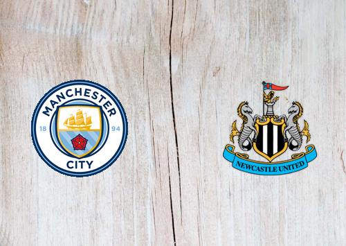 Manchester City vs Newcastle United -Highlights 08 July 2020