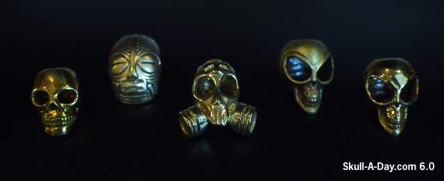 Skull Perler Bead Patterns Ear Rings
