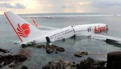 737 MAX aircraft crashed in Indonesia (October 2018)