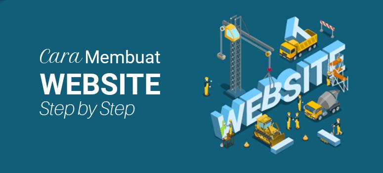 Cara Membuat Website Tahun 2019 - (Step by Step dengan Gambar)
