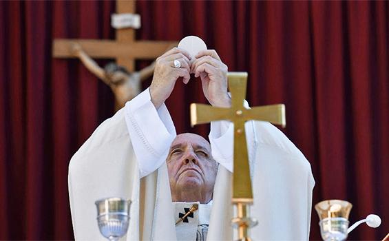 Doa Pengganti Komuni yang Diajarka Santo Alfonsus Liguori