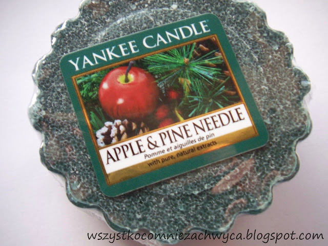 Yankee Candle, Apple & pine needle
