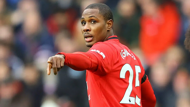 EPL: Man Utd told not to spend £20m on Ighalo to keep player at Old Trafford