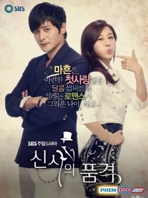 Phẩm Chất Qúy Ông - A Gentleman's Dignity (2012)