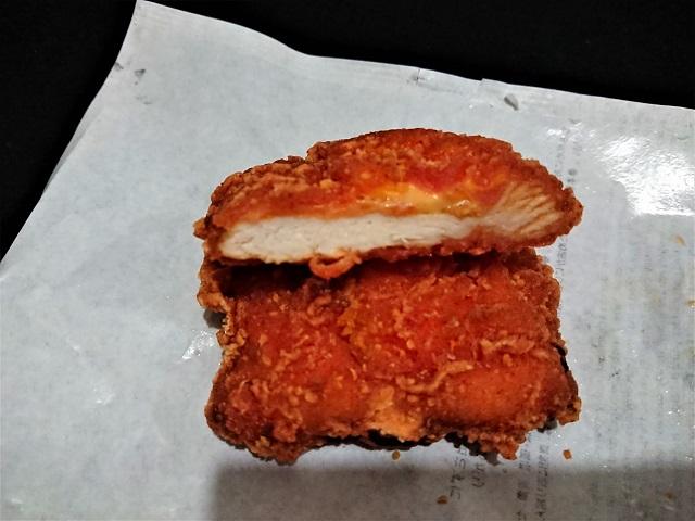 セブンイレブン とろ~りチーズのうま辛チキン(むね)