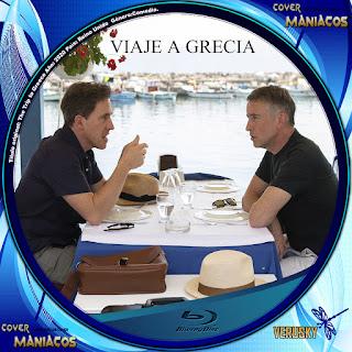 GALLETA VIAJE A GRECIA - THE TRIP TO GREECE2020[COVER BLU-RAY]