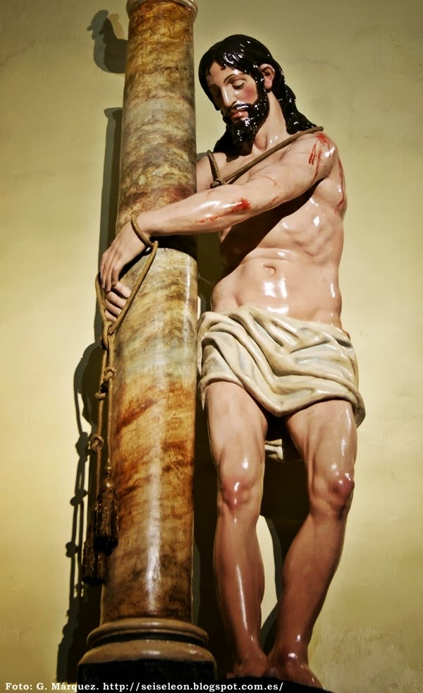 Cofradía del Dulce Nombre de Jesús Nazareno. León. Foto G Márquez