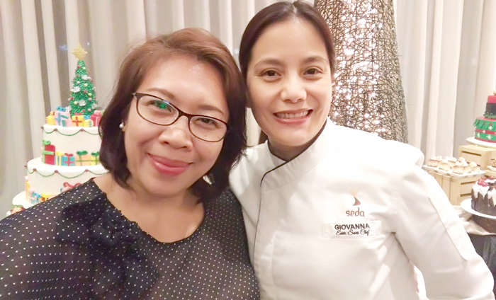 With Chef Bang Flores