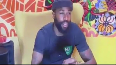 """#BBNaija: """"Babe I love You And Miss You"""" - Mike Gives A Shout-out To His Wife And Supporters (VIDEO)"""
