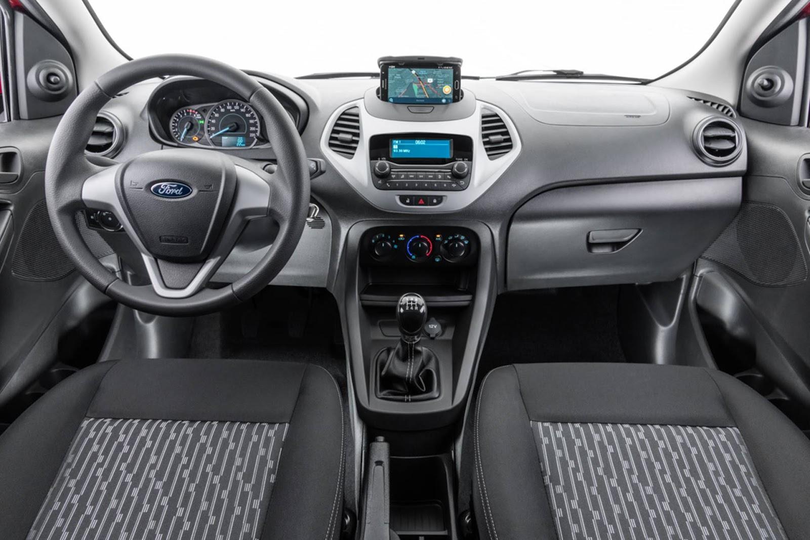 Novo Ford Ka 2019 Reestilizado E Automatico Precos Car Blog Br