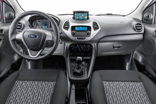 Ford Ka 2019 ganha financiamento com parcela reduzida