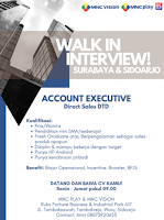 Walk In Interview at MNC Play dan MNC Vision Sidoarjo Januari 2021
