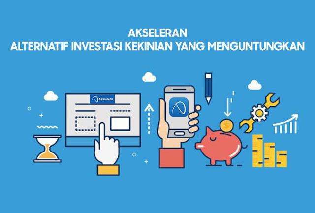 Akseleran Alternatif Investasi Kekinian yang Menguntungkan