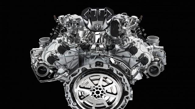 Maserati Yeni Motoru Nettuno ile  F1 Teknolojisini Yollara Taşıyor