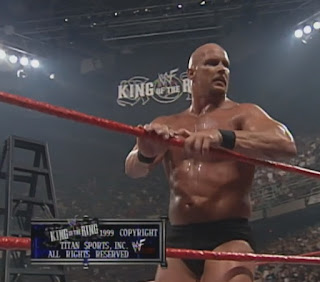WWE / WWF King of the Ring 1999 -  Stone Cold Steve Austin
