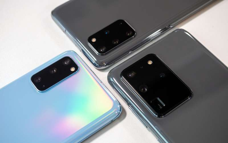 Samsung Galaxy S20 Cocok untuk YouTuber (phonearena.com)