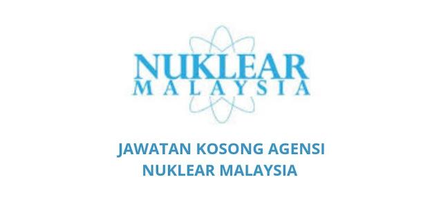 Jawatan Kosong Agensi Nuklear Malaysia 2021